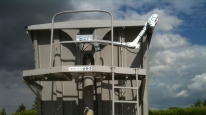 TSX1300 Power Lock Down Trailer Cover System for Tipping Trailers