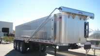 TarpMaster® SDX1000/1300 Trailer Cover Systems For Tipping Trailers with up to 13 Meter Body