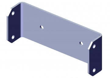Bracket, Outer Mounting Bracket for Multiflex