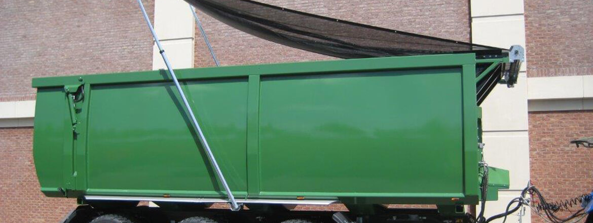 for Agricultural Carts up to 8 Meters